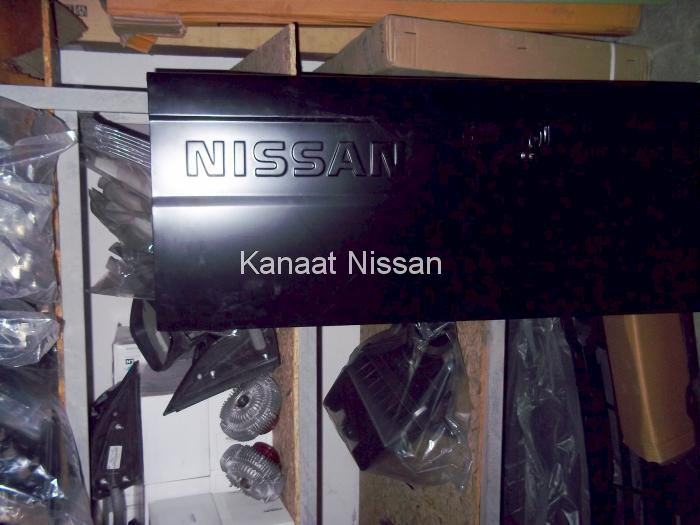 Nissan Pick Up Bagaj Kapağı